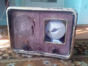Ламповое радио, в рабочем состоянии!