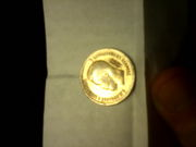 продам манету золотую 10 рублей 1896года