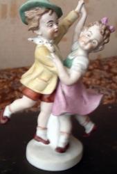 статуэтки фарфор 1950г.гдр