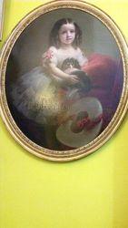 Продам картину Чарльз гомьен 1838 год