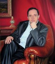 Портрет маслом на заказ Минск